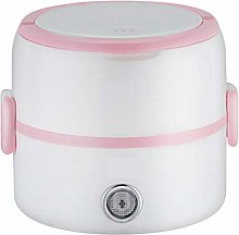 QIAO Electric Heating Lunch Box, 304 Liner PP