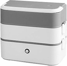QIAO Electric Lunch Box, Use 220V 2.0L, Two-Tier