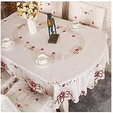 Qiao jin &Tablecloth Tablecloth - Oval Table