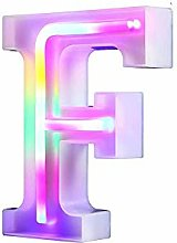 QiaoFei Light Up Marquee Letters Lights Letters