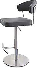QIAOLI Bar Ttool Modern Bar Stool Lift Chair