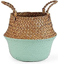 QIFFIY Storage Baskets Laundry Seagrass Baskets