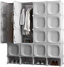 QIFFIY wardrobe Garderobe Wardrobe Bedroom Moving
