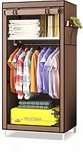 QIFFIY wardrobe Simple Wardrobe Portable