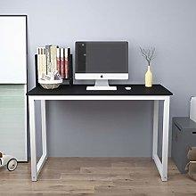 QIHANG-UK Computer Desk Gaming Rectangular Laptop