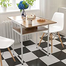 QIHANG-UK Extendable Dining Table for Kitchen