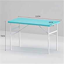 QiHaoHeji Folding Table Folding Table Outdoor