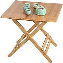 QiHaoHeji Folding Table Folding Table Simple