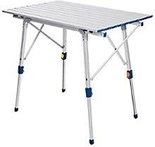 QiHaoHeji Folding Table Folding Table With Legs