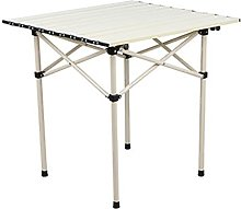 QiHaoHeji Folding Table Folding Tables And Chairs