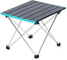 QiHaoHeji Folding Table Outdoor Folding Table