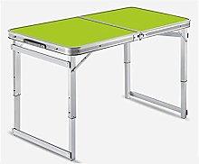 QiHaoHeji Folding Table Stand Table Folding