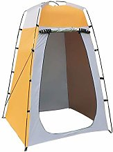 QiHaoHeji Portabele Shower Tent Removable Dressing