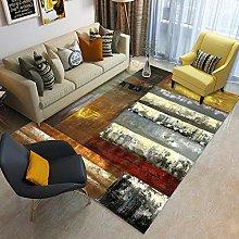 QiJi-Home Design rug Living room rug Short