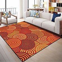 QiJi-Home Living room Area Modern Rug Abstract