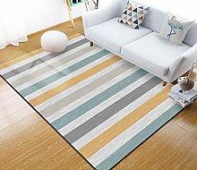 QiJi-Home Modern Style Rug Living Room Bedroom