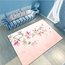 qijidzswyxgs Area Rug For Living Room Bedroom