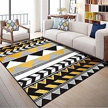 qijidzswyxgs Big Area Floor Rug,Non Slip Area mat