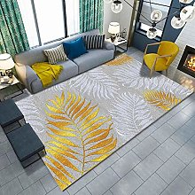 qijidzswyxgs Big Area Floor Rug Non Slip Area Rug