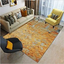 qijidzswyxgs Modern Designer Rugs Living Room