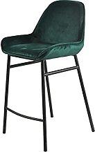 QILIYING Bar Chairs Bar Stools 2 Pcs Design