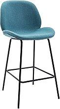 QILIYING Bar Chairs Bar Stools 2 Pcs High Bar
