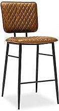 QILIYING Bar Chairs Bar Stools Metal Bar Stool