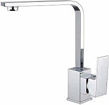 QIMEIM Professional Kitchen Sink Tap Brass Cold