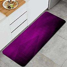 QINCO Anti-Fatigue Kitchen Floor Mat,Abstract