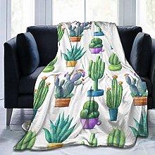 QINCO Throw Blanket Lightweight Soft Warm,Regular