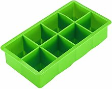 Qinghengyong Silicone 8 Holes Ice Mold Red Wine