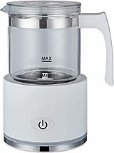 QINGQING The New Automatic Milk Frother,9 Oz/250ml