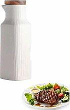 QINGTIAN Ceramic Tabletop Olive Oil And Vinegar
