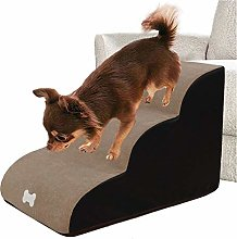 qingyin Pet Steps Stairs for Dogs & Cats - 3 Layer