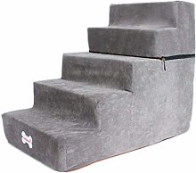 qingyin Pet Steps Stairs for Dogs & Cats -