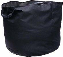 QINHU 1PC Fallen Leaves Bag Portable Trash Can