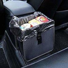 QINHU Hanging Car Trash Bag Can Premium Waterproof