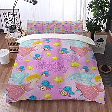 Qinniii Duvet Cover Bedding Sets,Colorful Baby