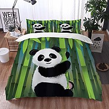 Qinniii Duvet Cover Bedding Sets,Curious Baby