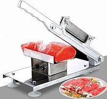 QinWenYan Manual Meat Slicer Manual Meat Grinder
