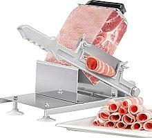QinWenYan Manual Meat Slicer Meat Lamb Slicer