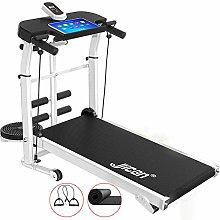 QINYUP Mechanical Treadmill Home Fitness Equipment