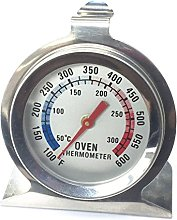Qiorange Stainless Steel Oven Thermometer,