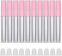 Qiterr Lip Gloss Tubes, 10pcs Refillable Lip Gloss
