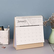 qiyifang Calendar 2021, Creative Desk Calendar