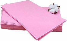 QIZIFAFA 50Pcs Disposable Bed Sheets, Spa Bed