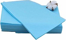 QIZIFAFA 50Pcs Disposable Massage Bed Sheets,
