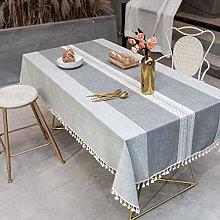 QIZIFAFA Table Cloth, Rectangle Table Cloths