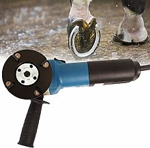 QJJML Electric Hoof Trimming Disc Plate Tool,Alloy