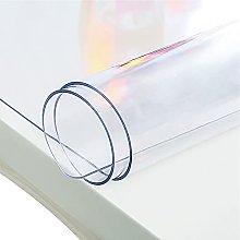QJX Transparent Table Protector,Transparent Table